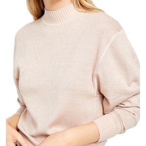NWT Free People Starry Night Shimmer Sweater